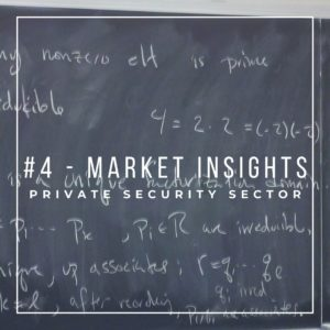 market insights of Private Security Sector